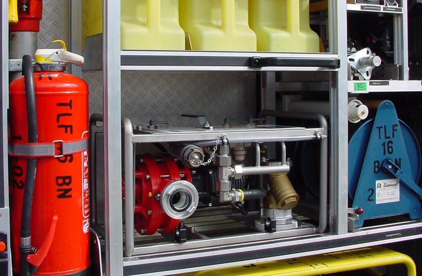 FD 1000 mobile Einheit