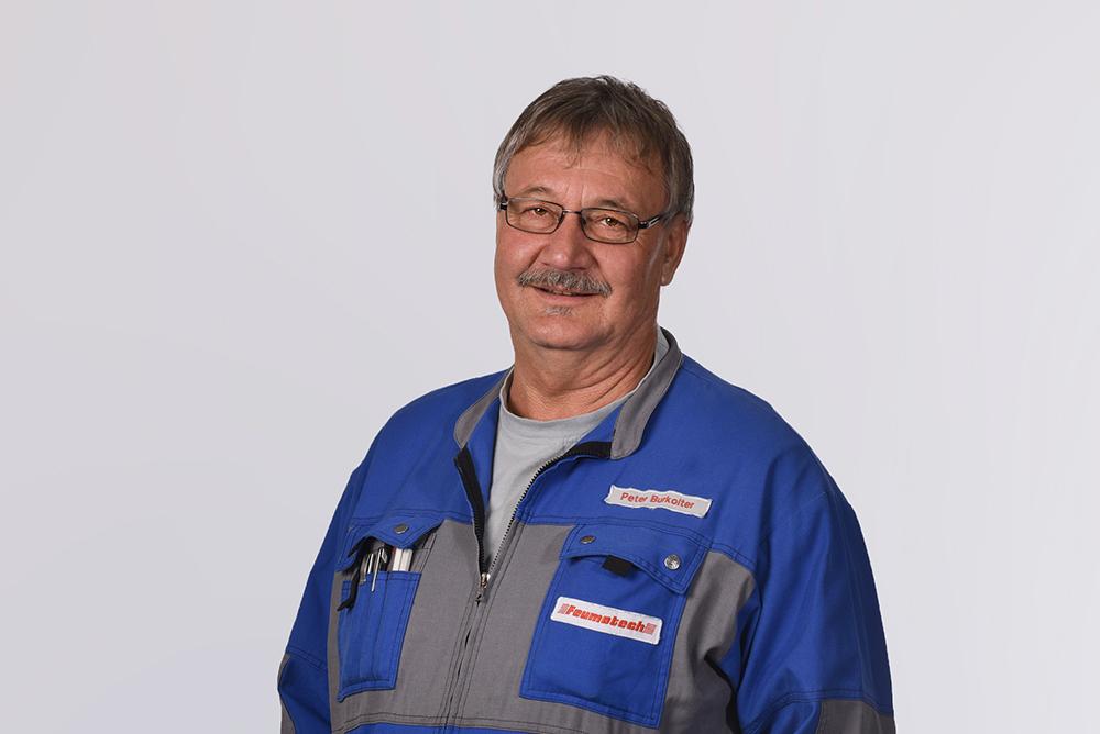 Peter Burkolter