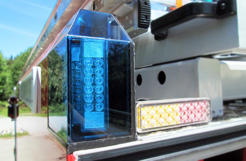 Blaulichtanlage LED Lichtbalken